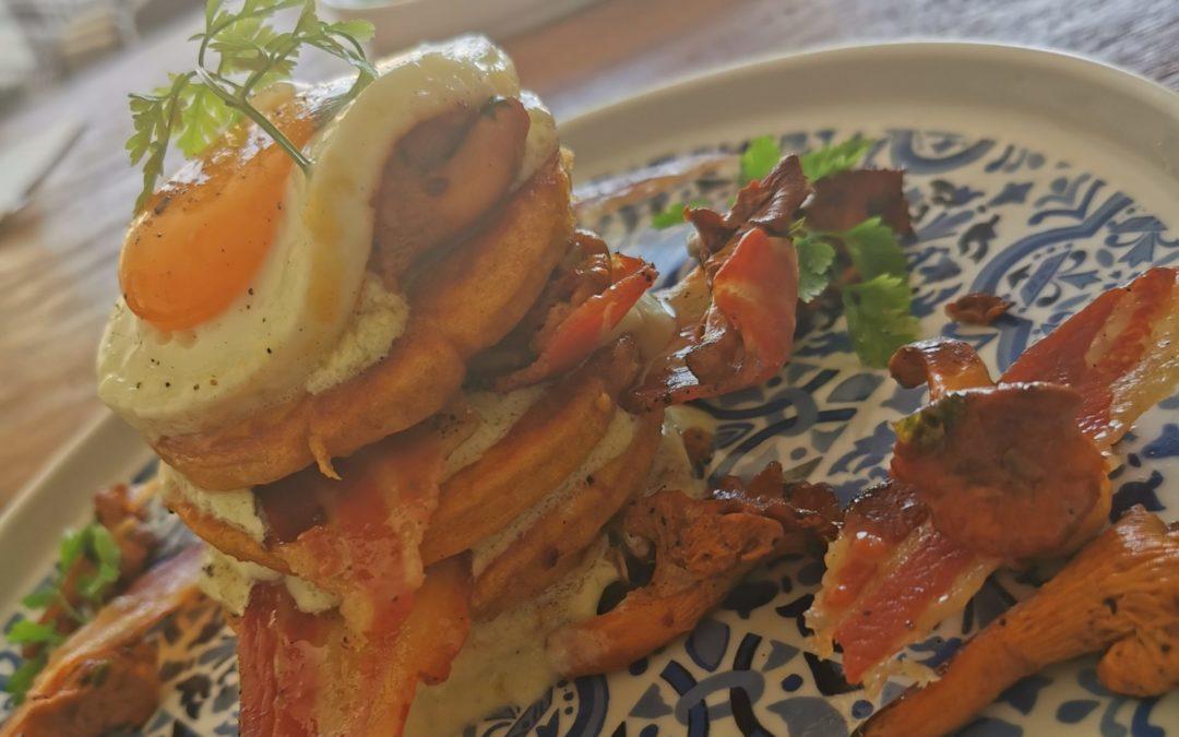 pancakes salé